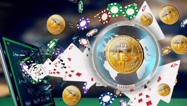 Online Gambling With Bitcoin