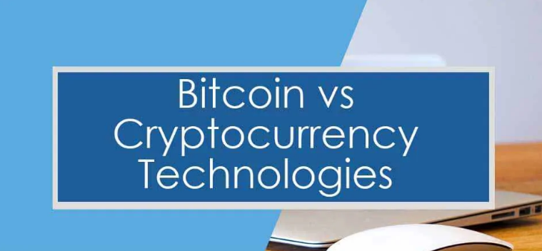 Bitcoin vs Cryptocurrency