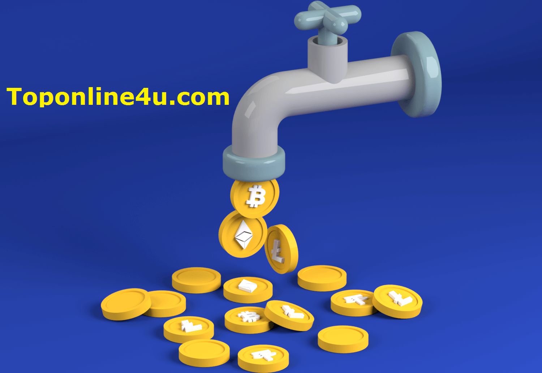 Crypto Faucet