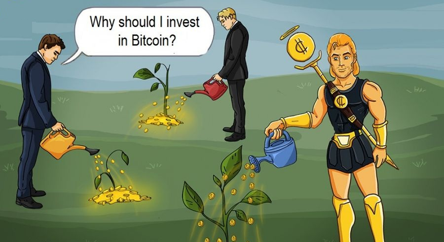 Top Reasons To Invest In Bitcoin