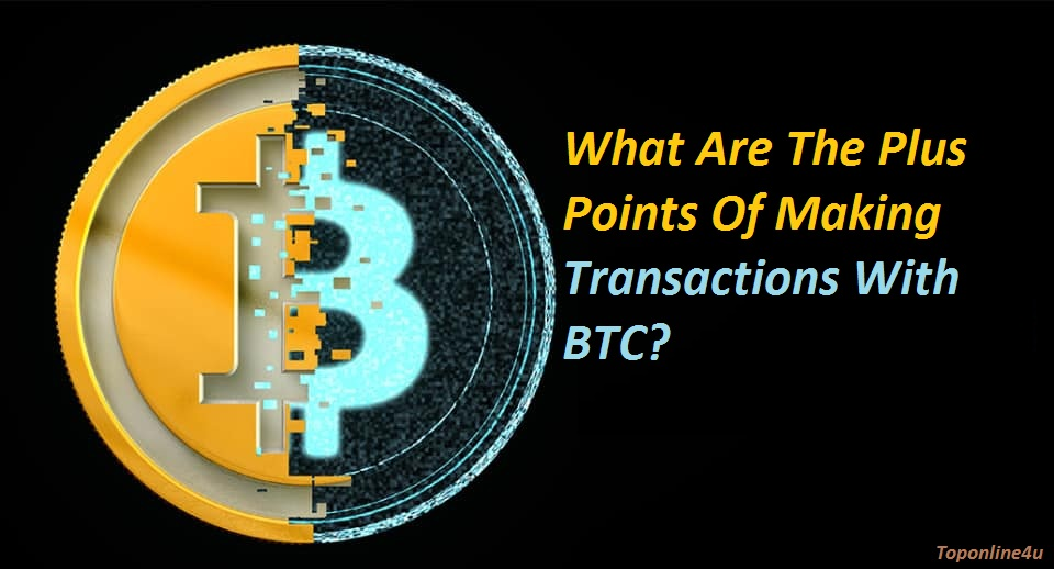 Transactions With BTC